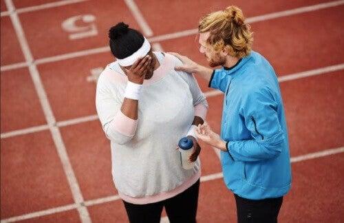 Mentale hindringer: Seks ulemper for fysisk endring