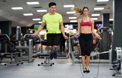 Å bruke hoppetau som trening har mange fordeler