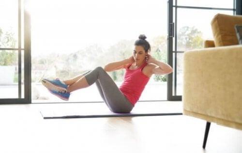 Treningsrutinen din - Øvelser som ikke burde mangle