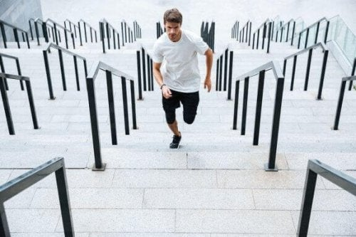 Trappetrening med hurtighet og kraft