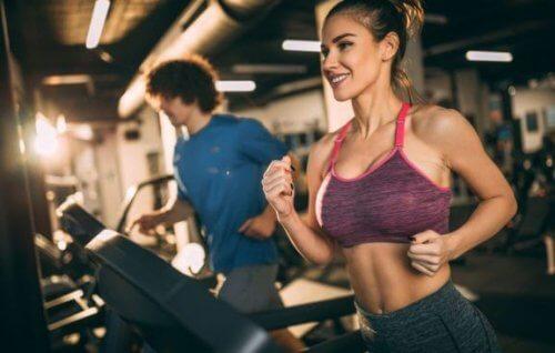 Forbedre det kardiovaskulære fitness-nivået ditt