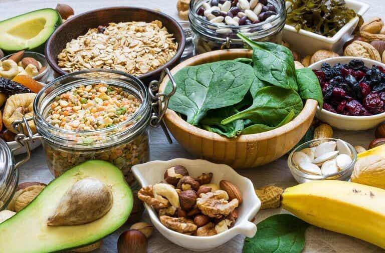 Vitaminer og mineraler som foretrekkes av atleter