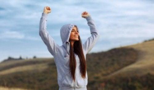 Mestre tankene dine for å forbedre kroppen din