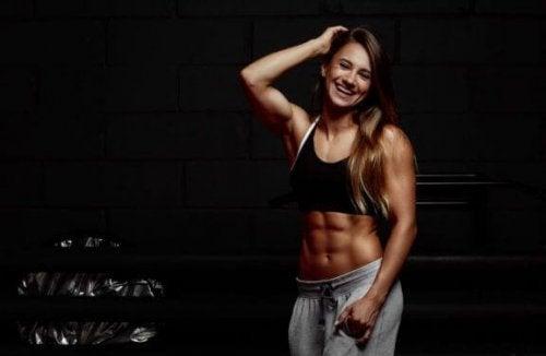 Oppdag en ny måte å trene magemusklene på!