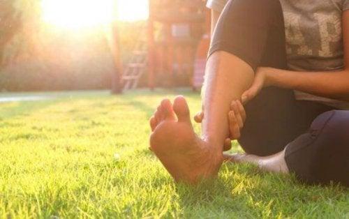 Hvordan behandle senebetennelse