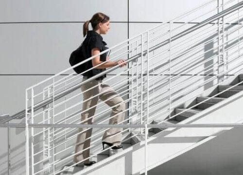 Tips for å gå flere skritt i løpet av dagen