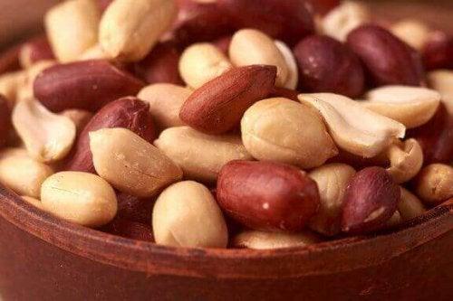 Kan du spise peanøtter for å unngå angst?