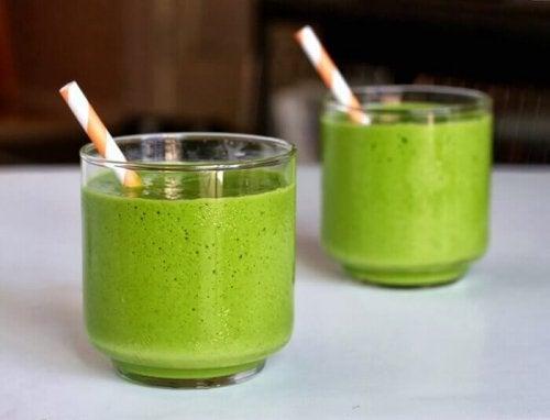 Gå ned i vekt med artisjokk i din frokost-smoothie!