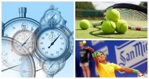 De lengste tenniskampene gjennom tidene