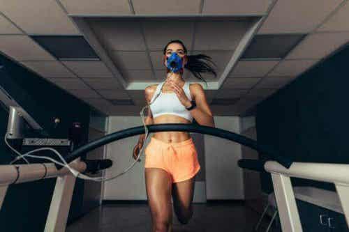 Høydetreningsmasker for å forbedre atletisk prestasjon