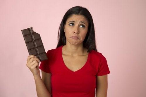 7 tips for å overkomme skyldfølelsen fra visse matvarer