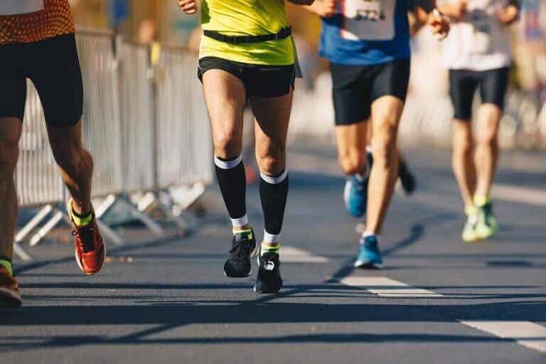 Syv feil å unngå før et langdistanseløp