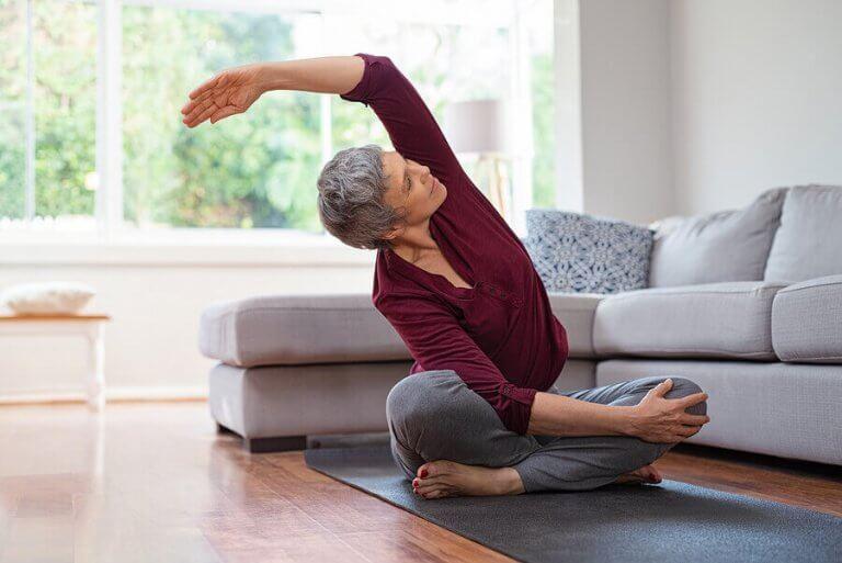 Hva skal du gjøre når yoga forårsaker smerte?