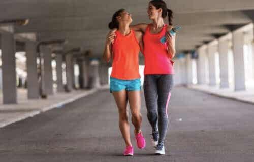 Feil etter løping: Fem feil å unngå