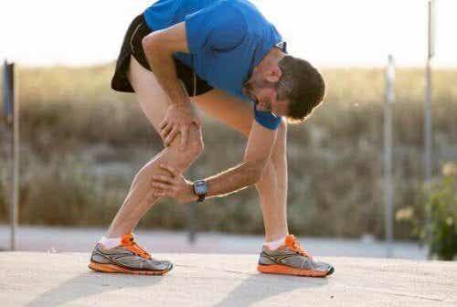 Hvilken idrett bør du utøve hvis du har knesmerter?