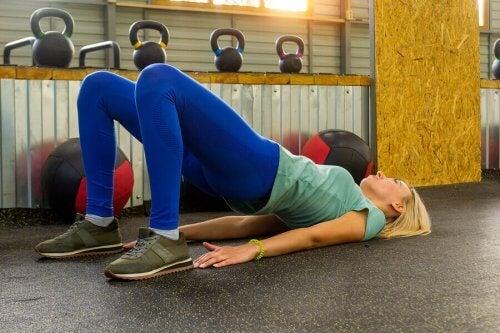 Hoftestøt: En av de beste øvelsene for setemusklene