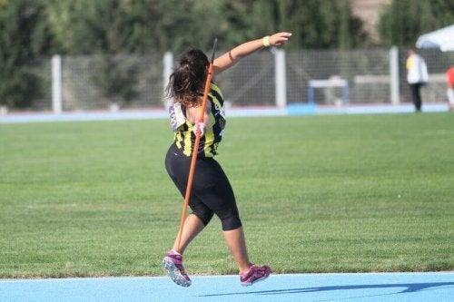 Spydkast - de gamleste olympiske idretter