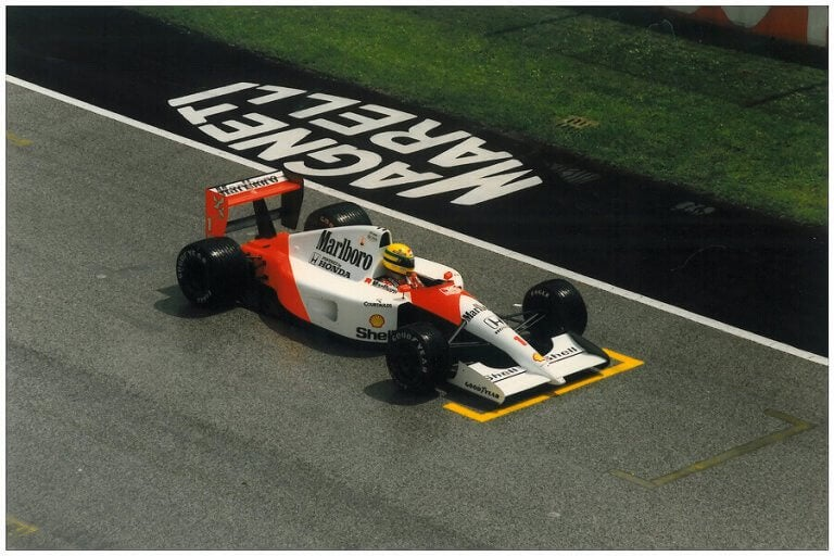 Ulykker i Formel 1 i de siste tiårene
