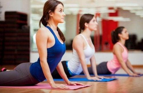 yoga for nybegynnere