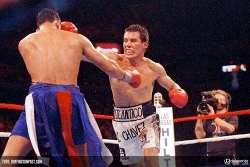 Beste boksere gjennom tidene,Chavez.
