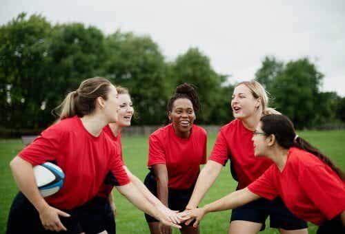 Konkurranseinstinkt og samarbeid i idrett