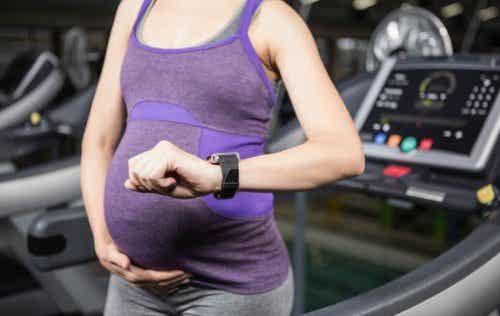 Trening under graviditet: Hva du kan gjøre