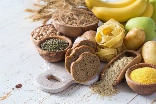 De forskjellige typene karbohydrater: Sunt inntak