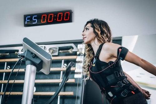 Effektiv trening med elektrostimulering?