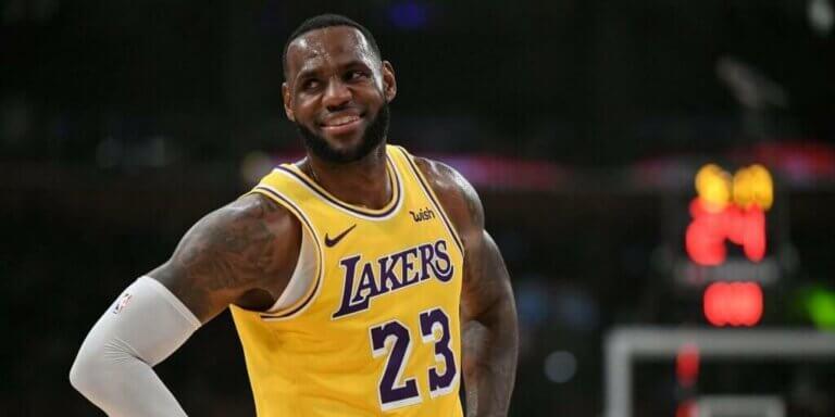 LeBron James, en moderne basketballspiller