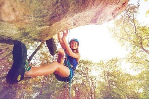 Idrett i fjellet: Kom deg ut og utforsk