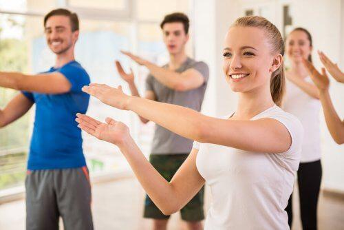 Øvelser som bidrar til å redusere kolesterolet