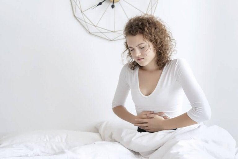 Ernæring og premenstruelt syndrom