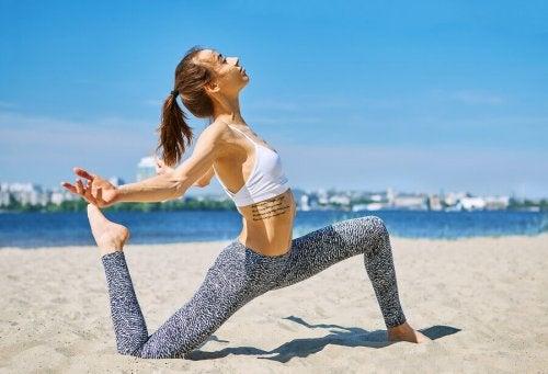 Trening på stranden: Noen tips til deg
