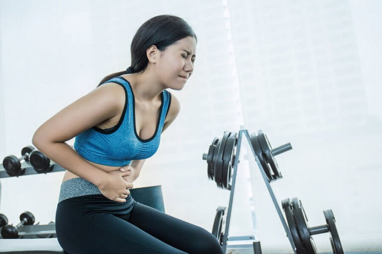 6 tips for trening under menstruasjonssyklusen din