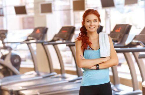 Viktige øvelser for å begynne på treningssenteret