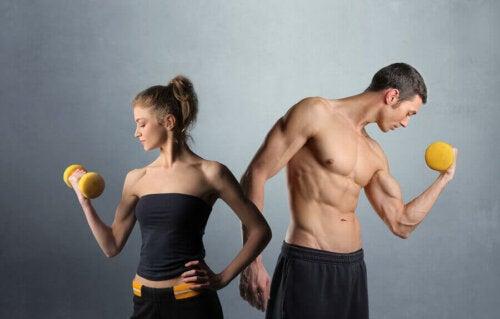 Er det enkelt å komme seg i form?