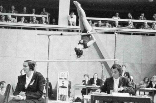 Maria Gorokhovskaya - de beste russiske idrettsutøverne