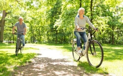 Hva er egentlig aktiv aldring?