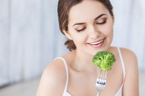 Egenskapene og fordelene med brokkoli