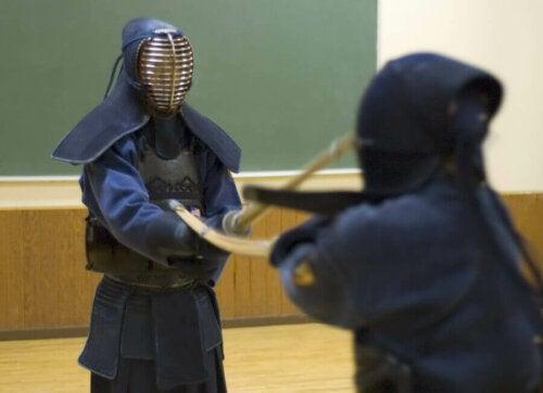 6 eksempler på japansk kampsport