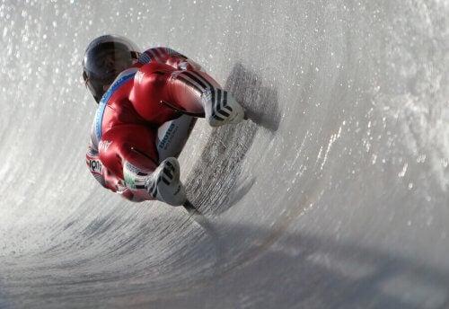 Seks idretter på isen