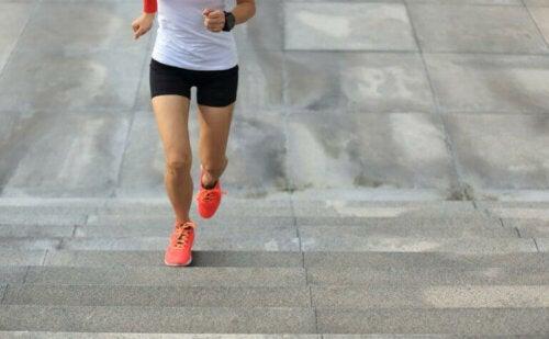 Korte sprintløp for å forbedre den kardiovaskulære helsen