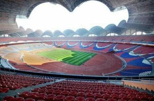 De største stadionene i verden