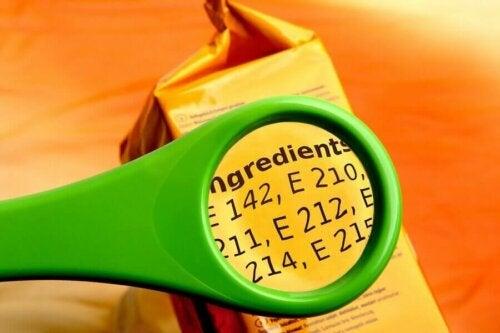 Alt du bør vite om tilsetningsstoffer i mat