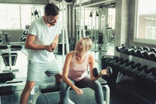 Hvordan påvirker kroppsbygging livet som et par?