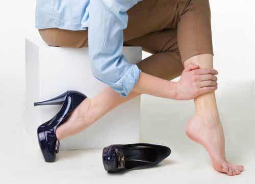 Dårlig blodsirkulasjon i bena: Forebygging og behandling