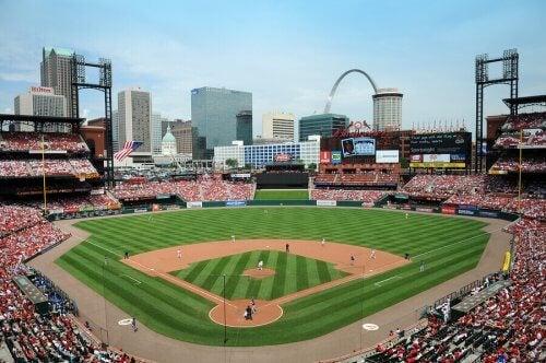 De beste baseballstadionene i verden
