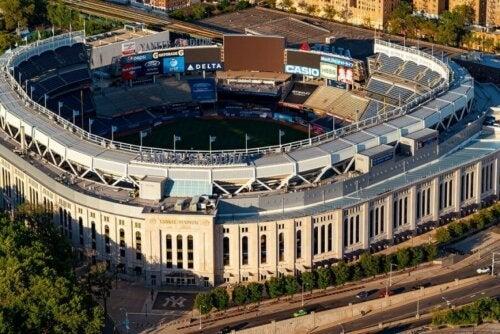 De beste baseballstadionene - Yankee Stadium