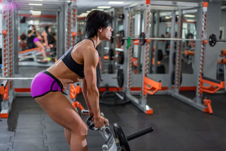 Prøv den beste rutinen for ryggmusklene for å bygge styrke