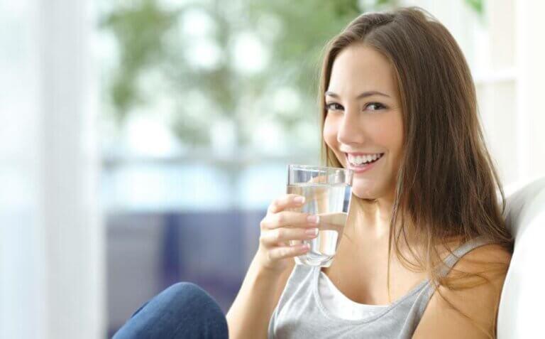 Hvor mye vann bør du drikke per dag?
